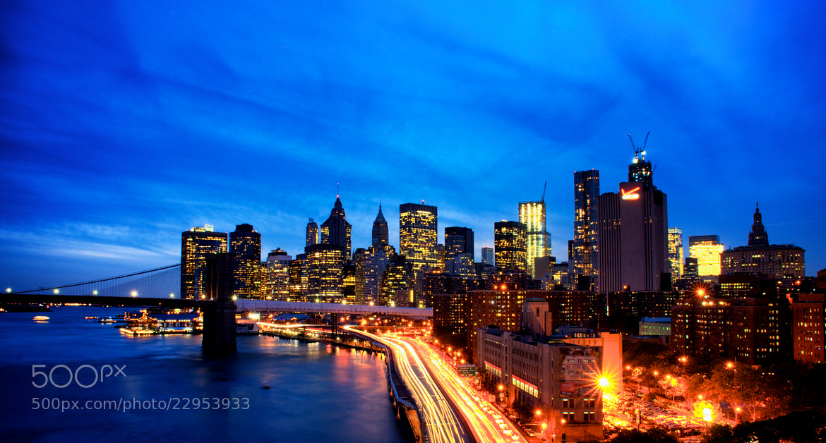 Photograph Rush Hour by Dan Goldberger on 500px