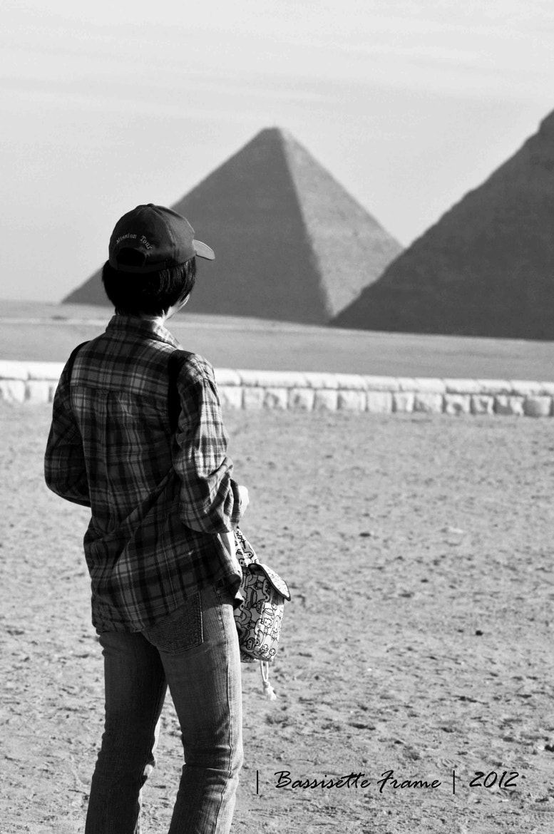 Photograph Looking at Pyramids by Lea Lesmana on 500px