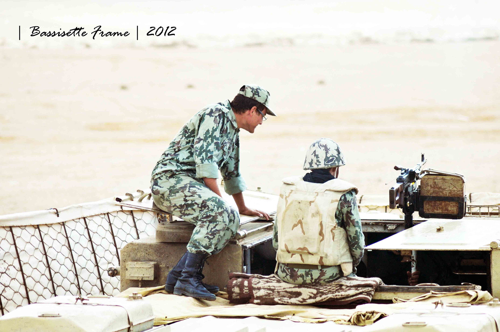Photograph Egyptian Soldiers by Lea Lesmana on 500px