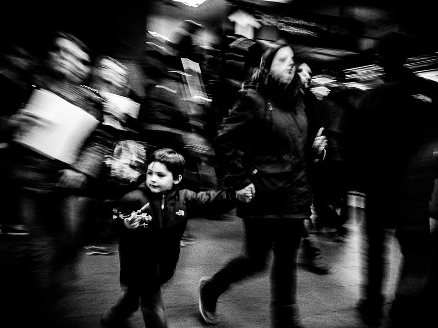 Photograph Street Photograph of the Day | Union Square | Manhattan, NY by Jonathan Auch on 500px