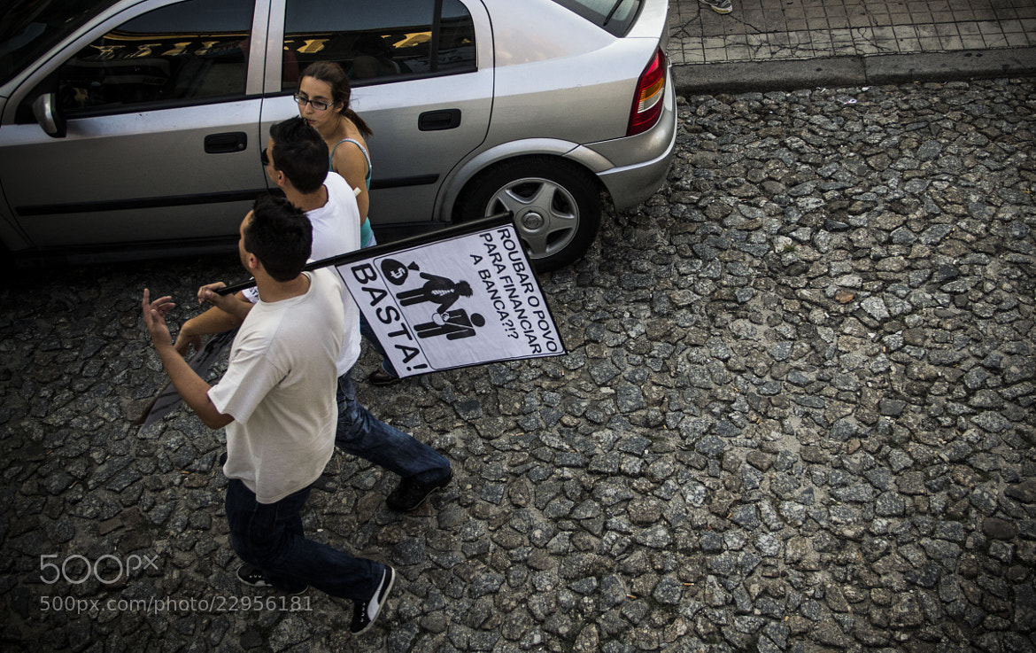 Photograph People's Power ....  by Bruno  Queirós on 500px