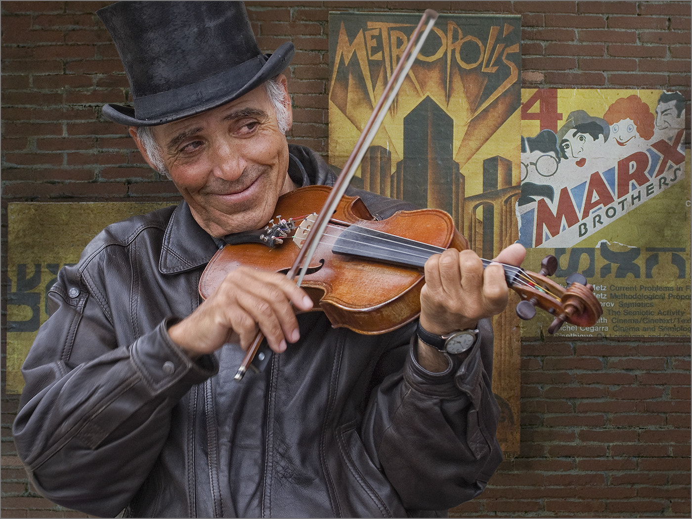 Photograph The Fiddler by Tony Smith on 500px