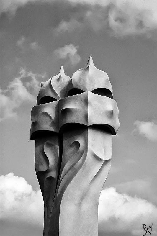 Photograph Pedrera-II by Anabel Gregorio on 500px