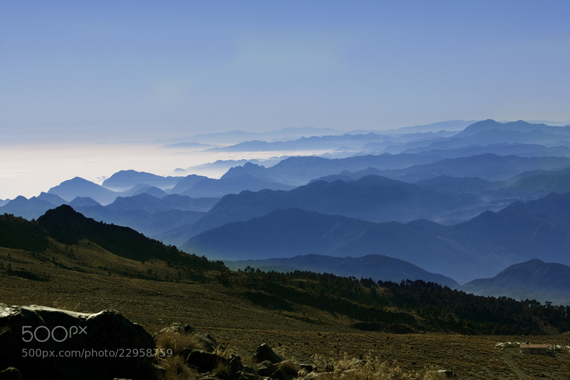 Photograph Over the clouds by Cristobal Garciaferro Rubio on 500px