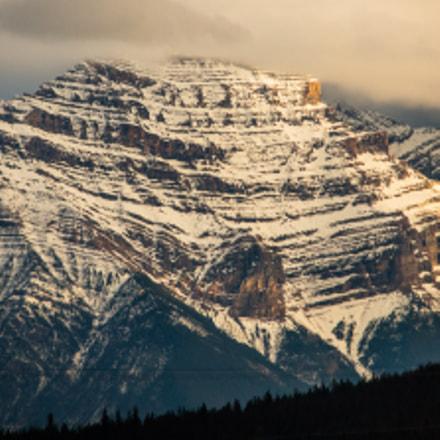 jasper rocky mountain high sunset