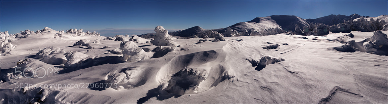 Photograph Snow waves by Maksym Kvitkov on 500px