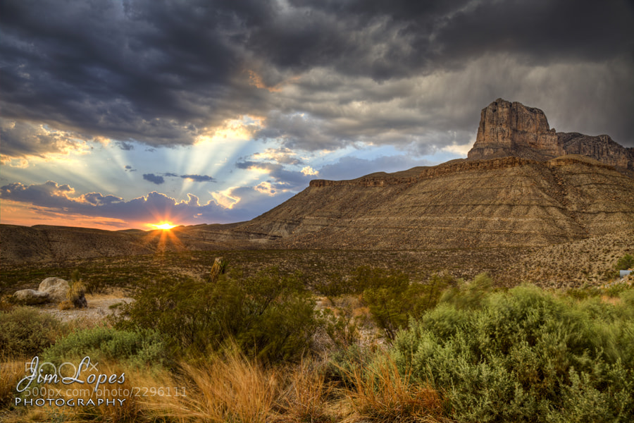 Photograph Guadalupe Mountains National Park by Jim Lopes on 500px