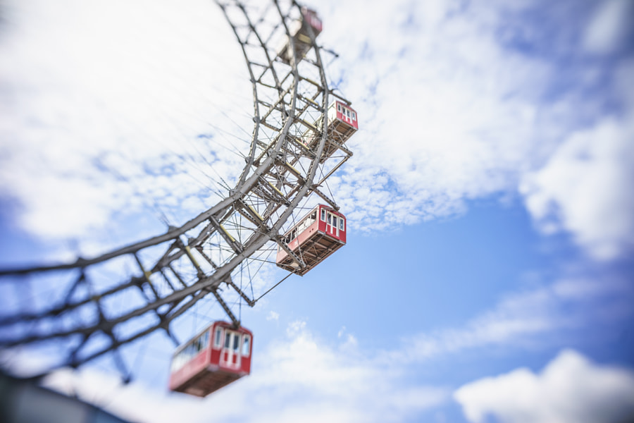 Wiener Riesenrad by Antonello Franzil on 500px.com