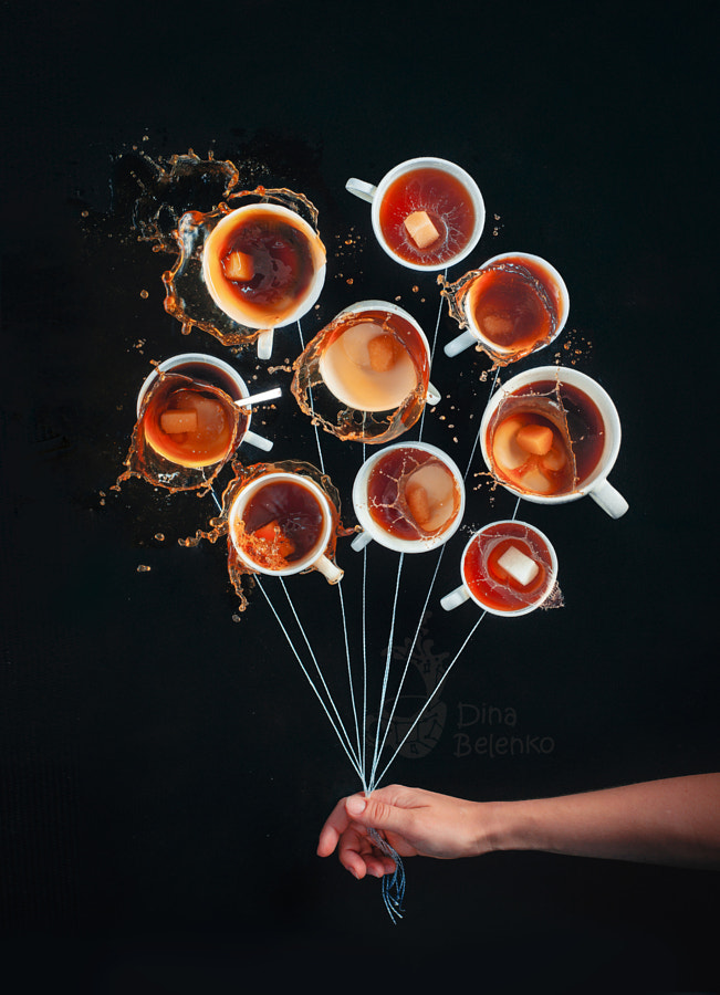 Coffee Balloons by Dina Belenko on 500px.com