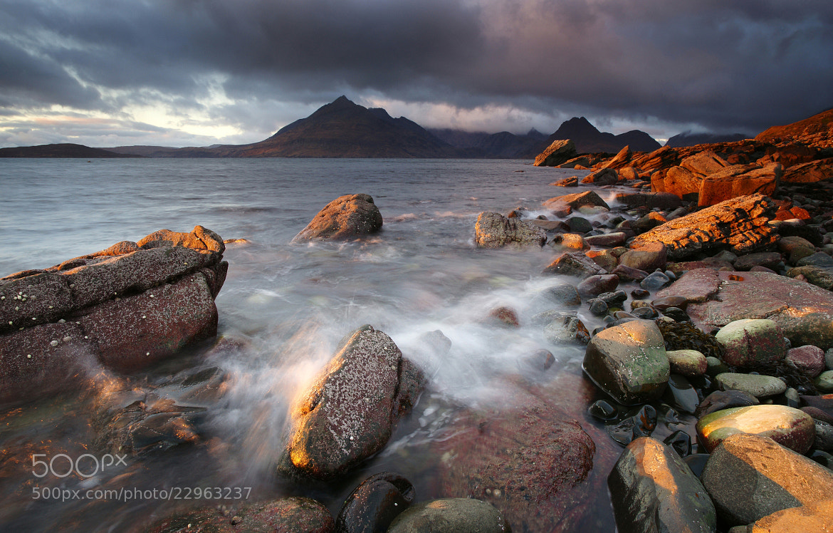 Photograph Elgol light by Kenny Muir on 500px