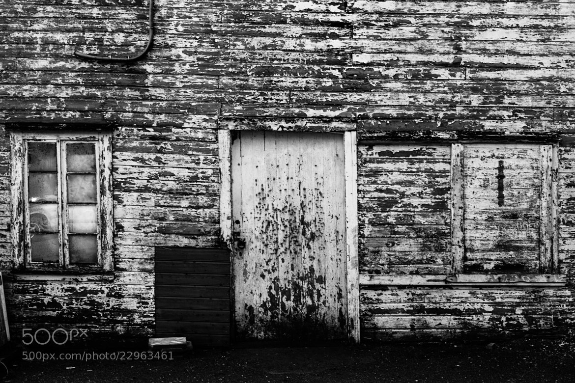 Photograph Old House by Mats Hagen on 500px
