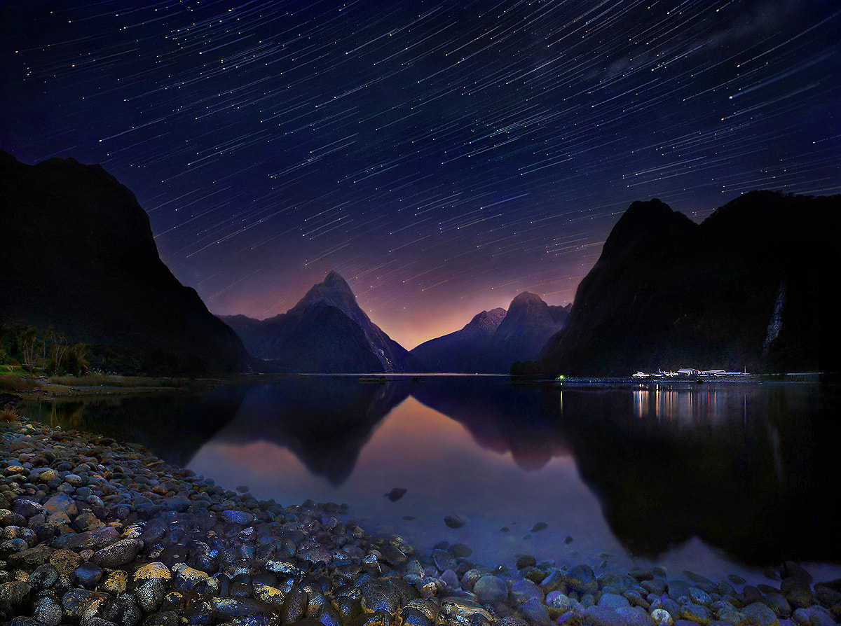 Photograph Milford sound, NZ by Weerapong Chaipuck on 500px