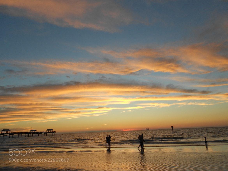 Photograph Clearwater Beach, FL 9-21-12 by Rebecca Barnett Suhrheinrich on 500px