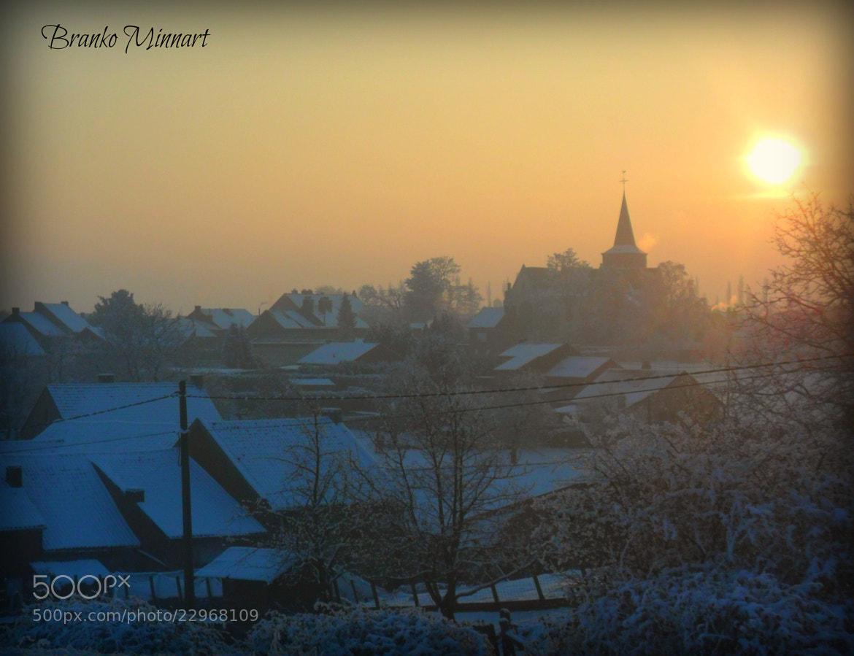 Photograph Snow landscape  by Branko Minnart on 500px