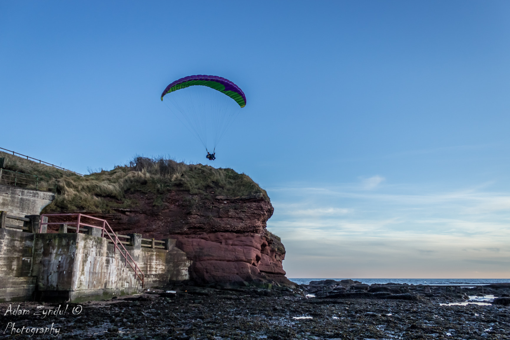Photograph Jumping from the top of the cliff by Adam Z on 500px