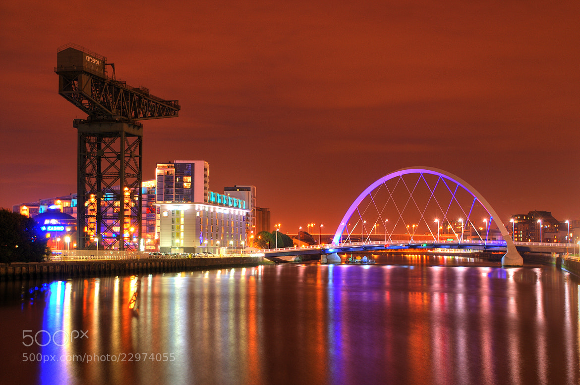 Photograph Glasgow city by Kenny Muir on 500px