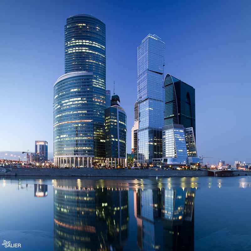 Photograph moscow-city by Duc De Salier on 500px