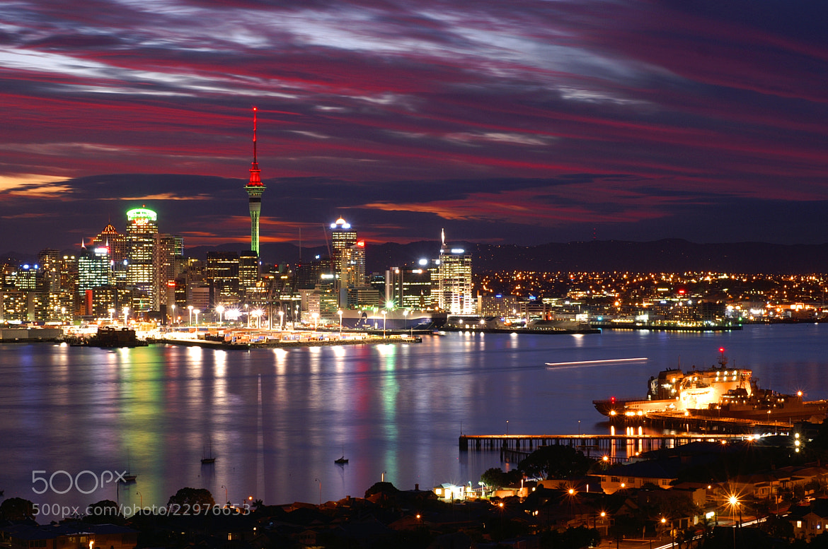 Photograph Auckland  by Kenny Muir on 500px