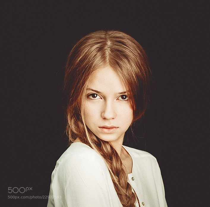 Photograph Alina by Alexey Gromakov on 500px