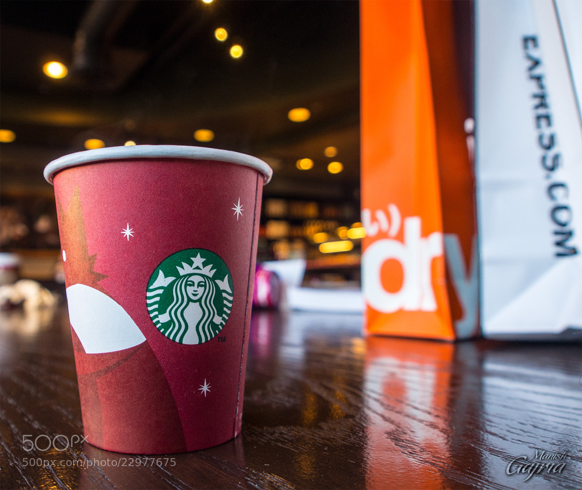 Photograph Coffee break while Shopping... by Manish Gajria on 500px