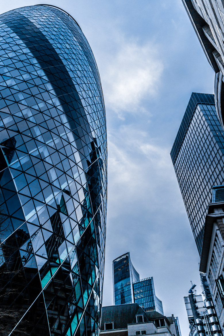 Photograph the Gherkin by Keith McCartney on 500px