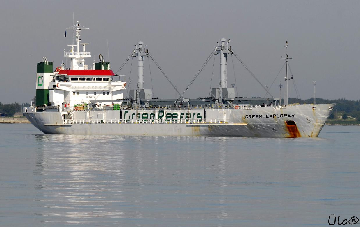 Photograph Green Reefers - Green Explorer by Ülo R on 500px