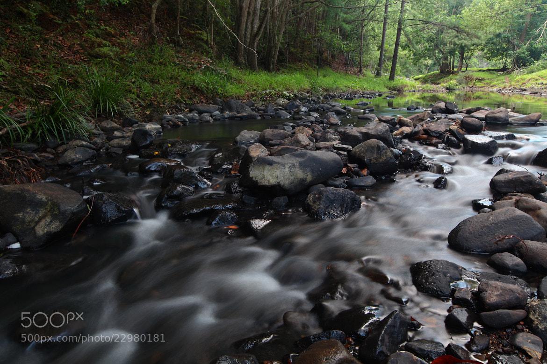 Photograph Currumbin Creek # 3 by Alan McIntosh on 500px