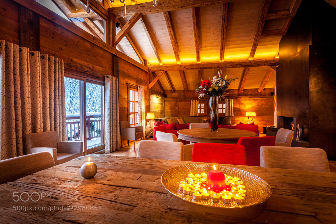 Photograph Cristal Chalet III by Ramelli Serge on 500px