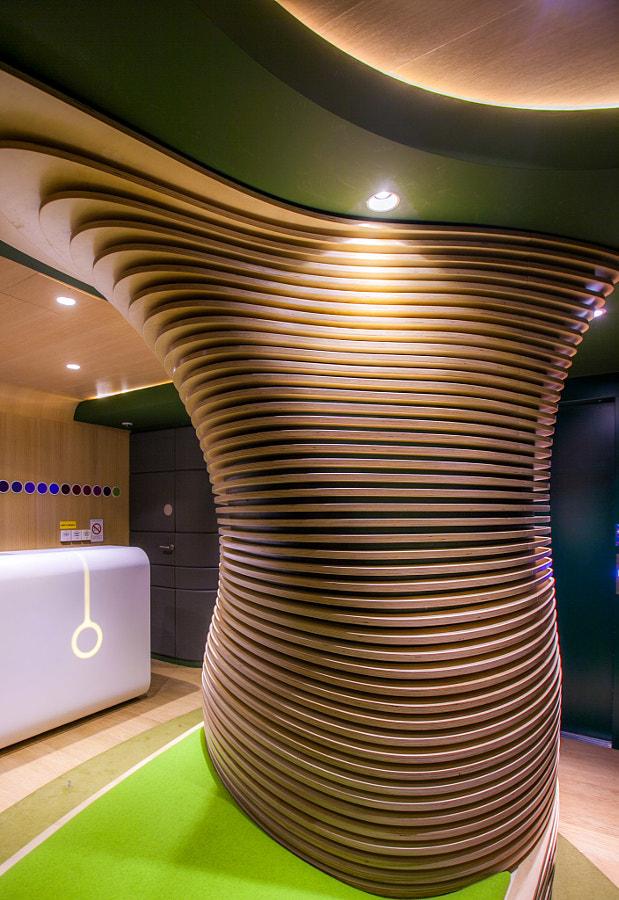 Hotel O reception