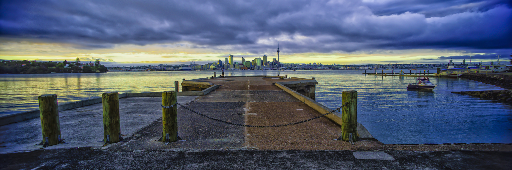 Photograph Bayswater Wharf by David Newport on 500px