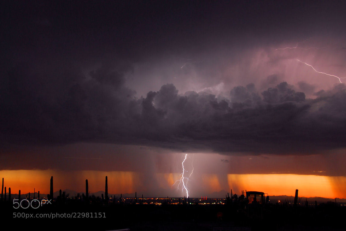 Photograph Lightning by Gusi Işler on 500px