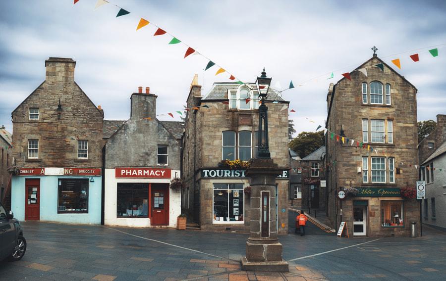 Shetland XV, Lerwick