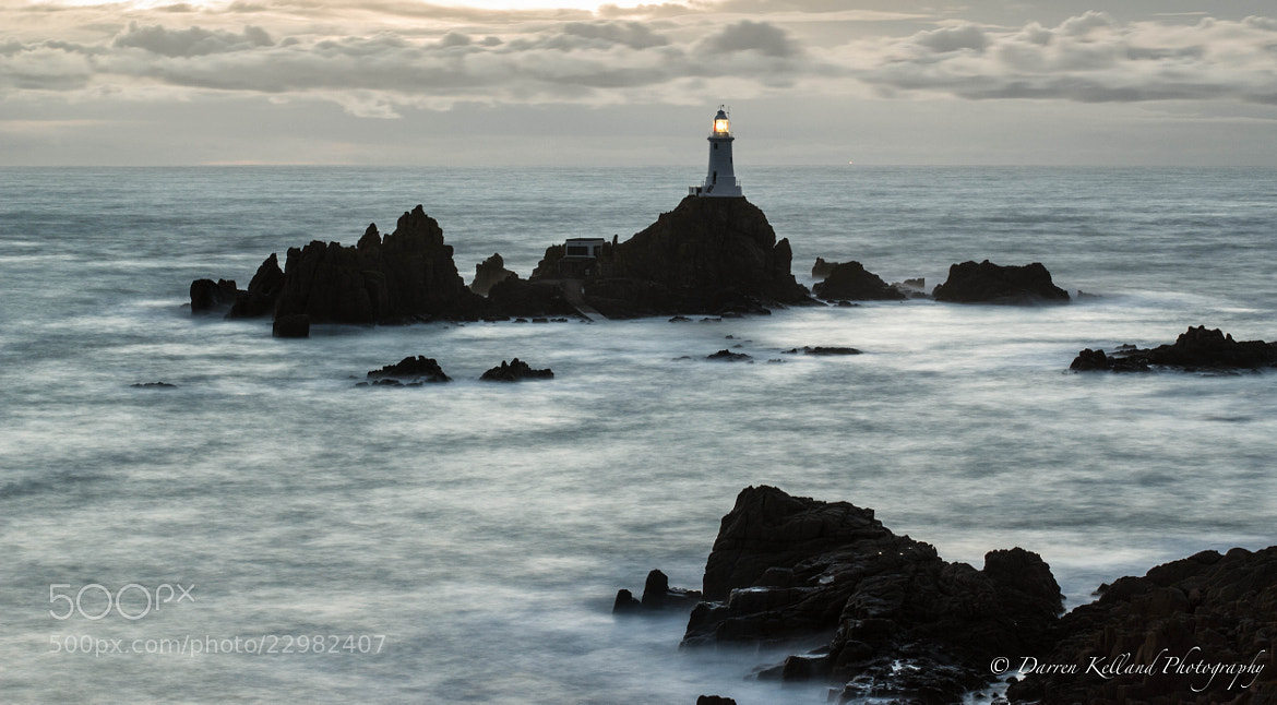 Photograph Corbiere LE by Darren Kelland on 500px