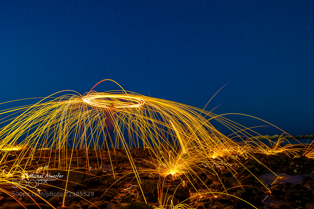 Photograph fire fun by Mishal Almesfer on 500px