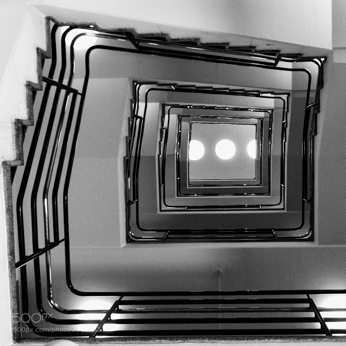 Photograph Upstairs by Oliver Jennrich on 500px