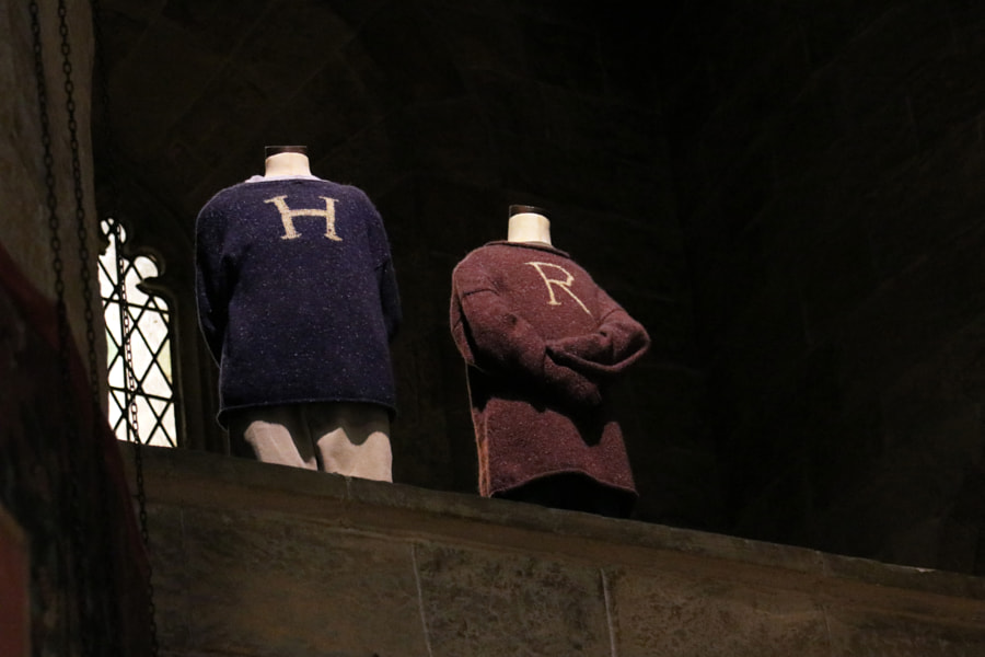 Harry Potter - Studio Tour near London