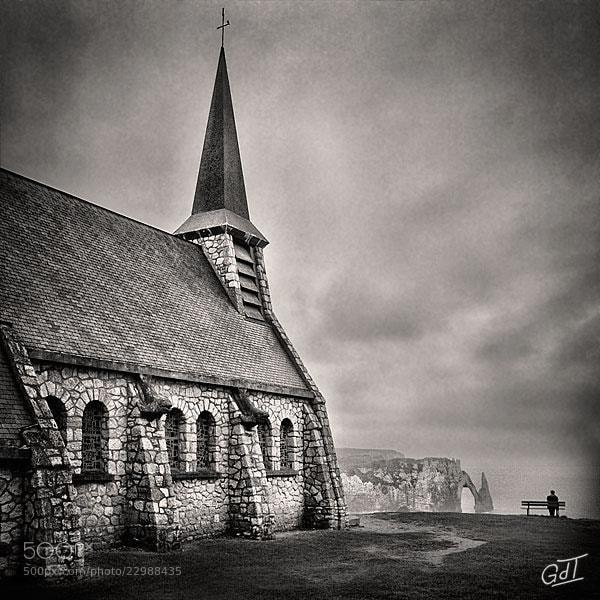 Photograph Etretat #2957 by Gérard De Temmerman on 500px