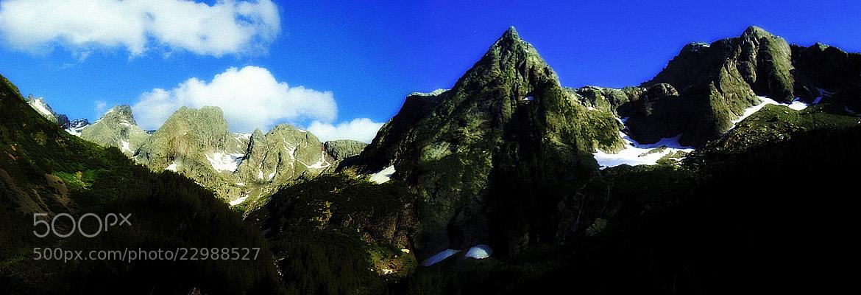 Photograph Alps by Daniela Balgera on 500px