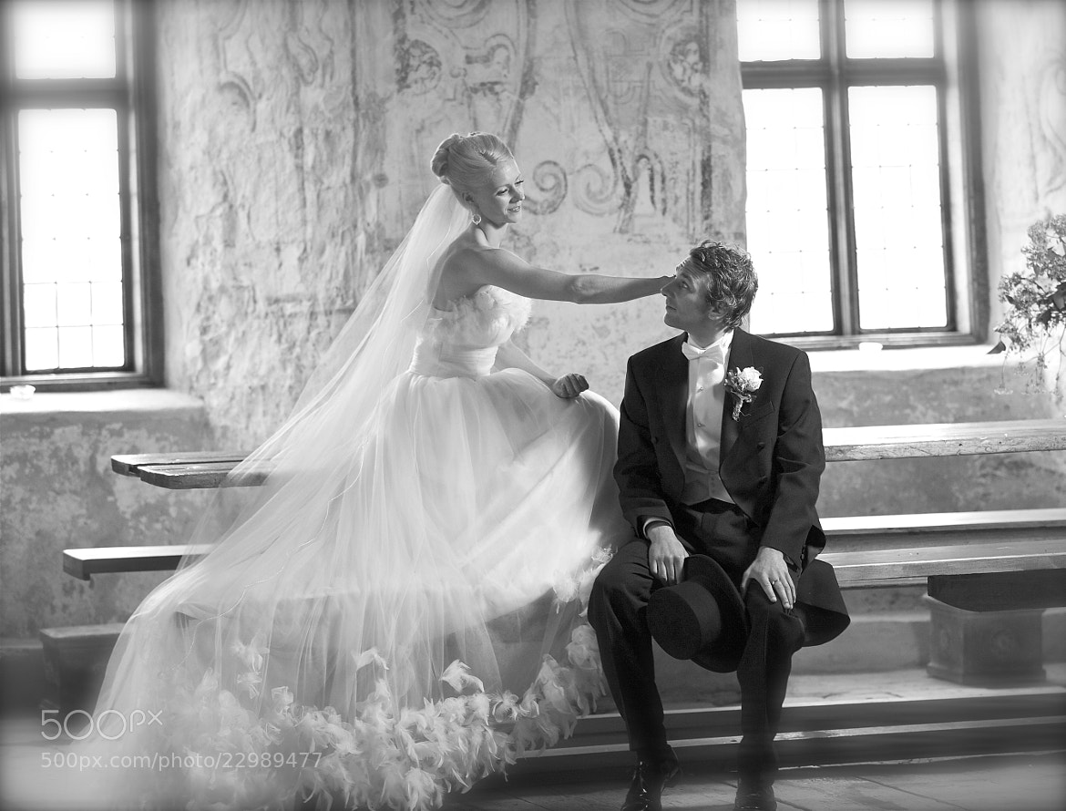 Photograph Bride and Groom  by Fotorleif  on 500px