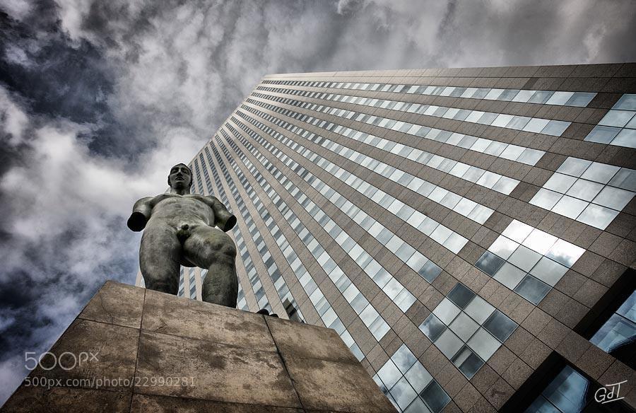 Photograph Paris - La Défense #8452 by Gérard DT on 500px