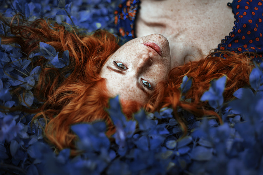 Oh ginger by Ronny Garcia on 500px.com