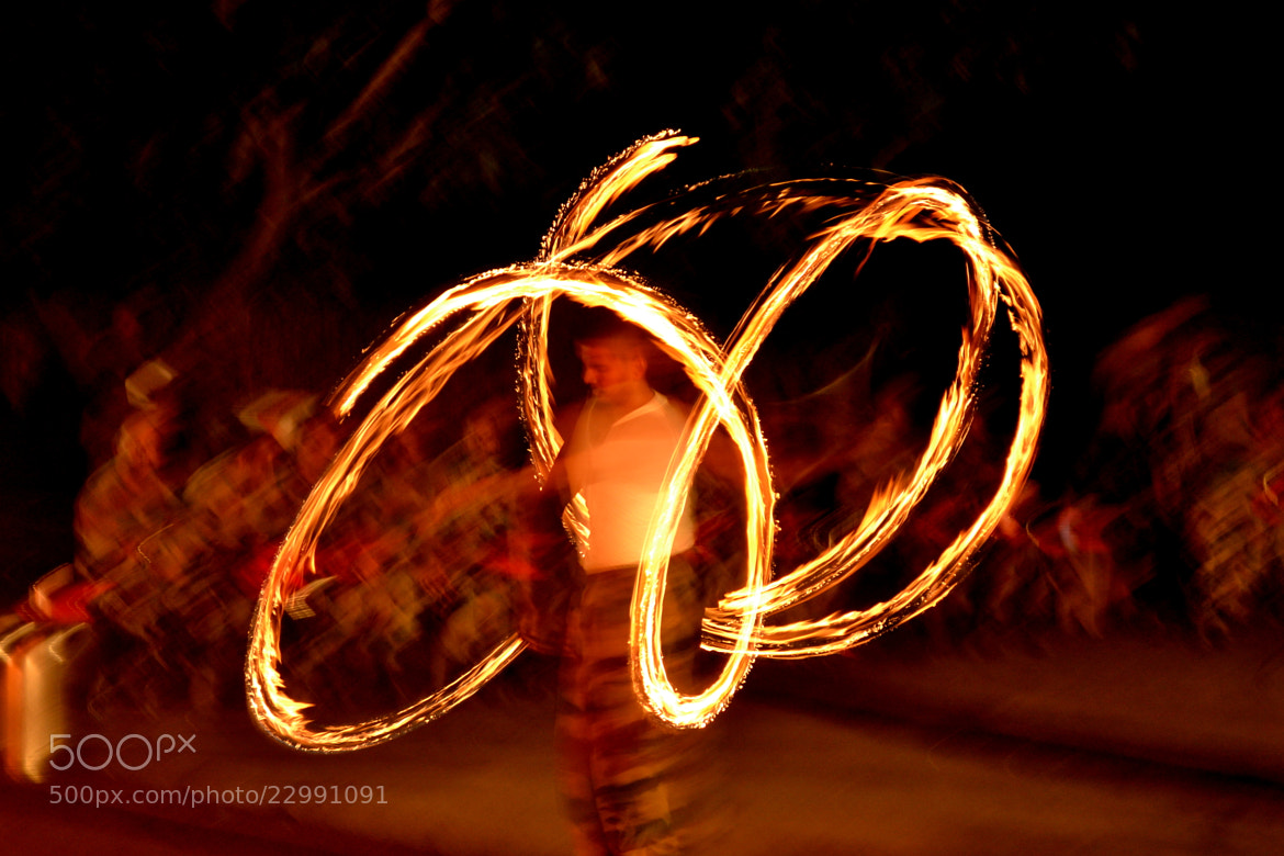 Photograph Dancing Fire by Naren Chalasani on 500px