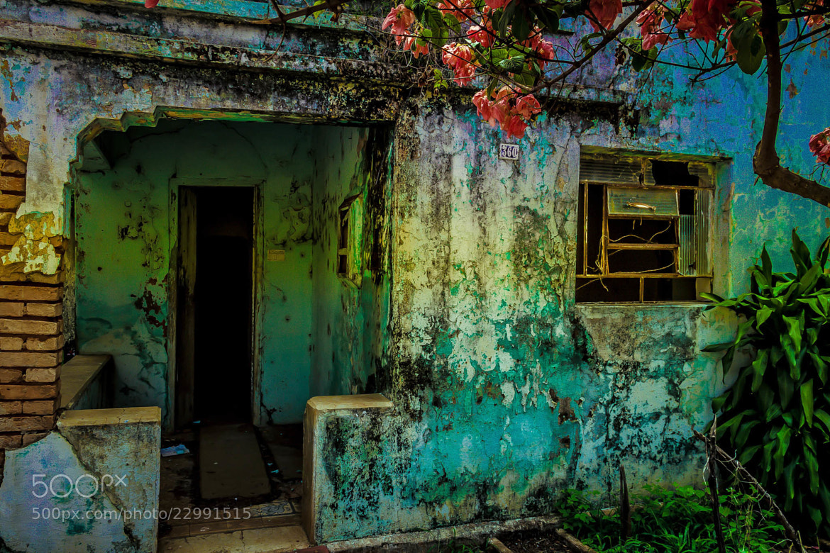 Photograph Abandoned House by Paolo Oliviéri on 500px