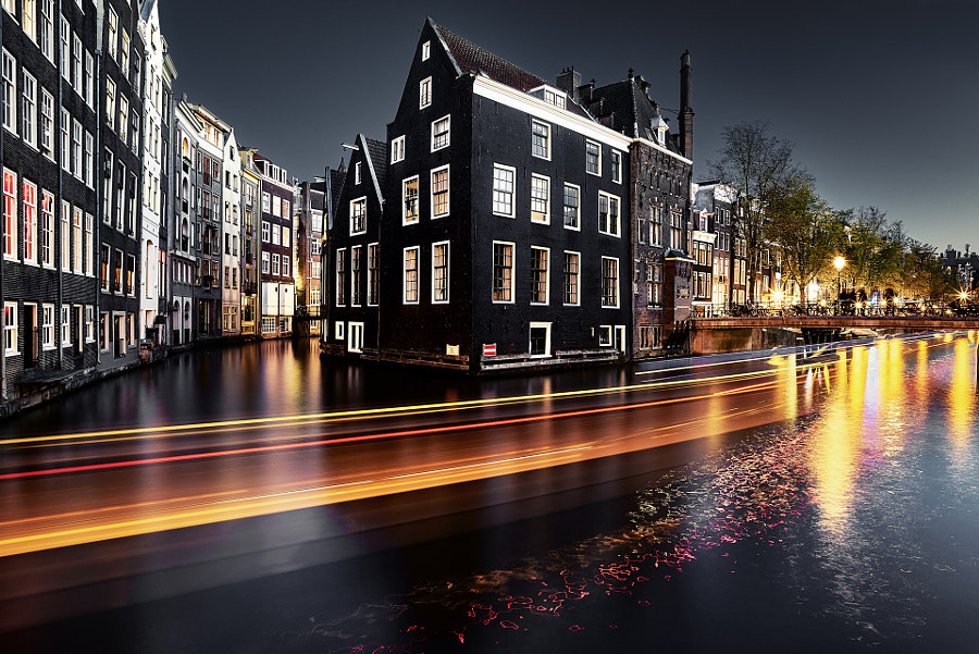 Amsterdam by Etienne Ruff on 500px.com