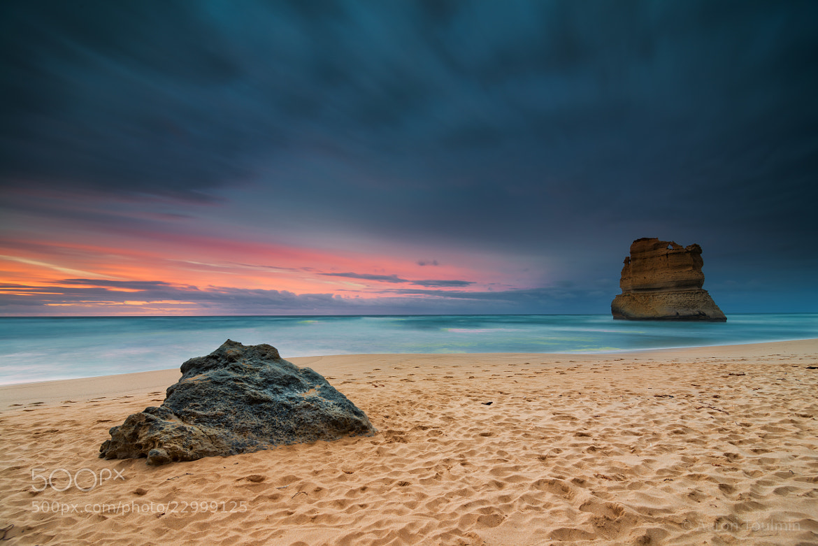 Photograph Gibson Steps, Victoria, Australia by Aaron Toulmin on 500px