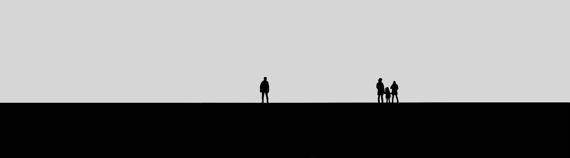 Photograph GUY. FAMILY. silhouette               by 300won on 500px