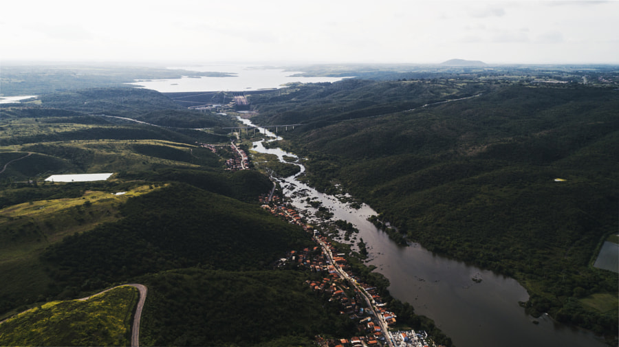 Cachoeira by Felipe Dias on 500px.com