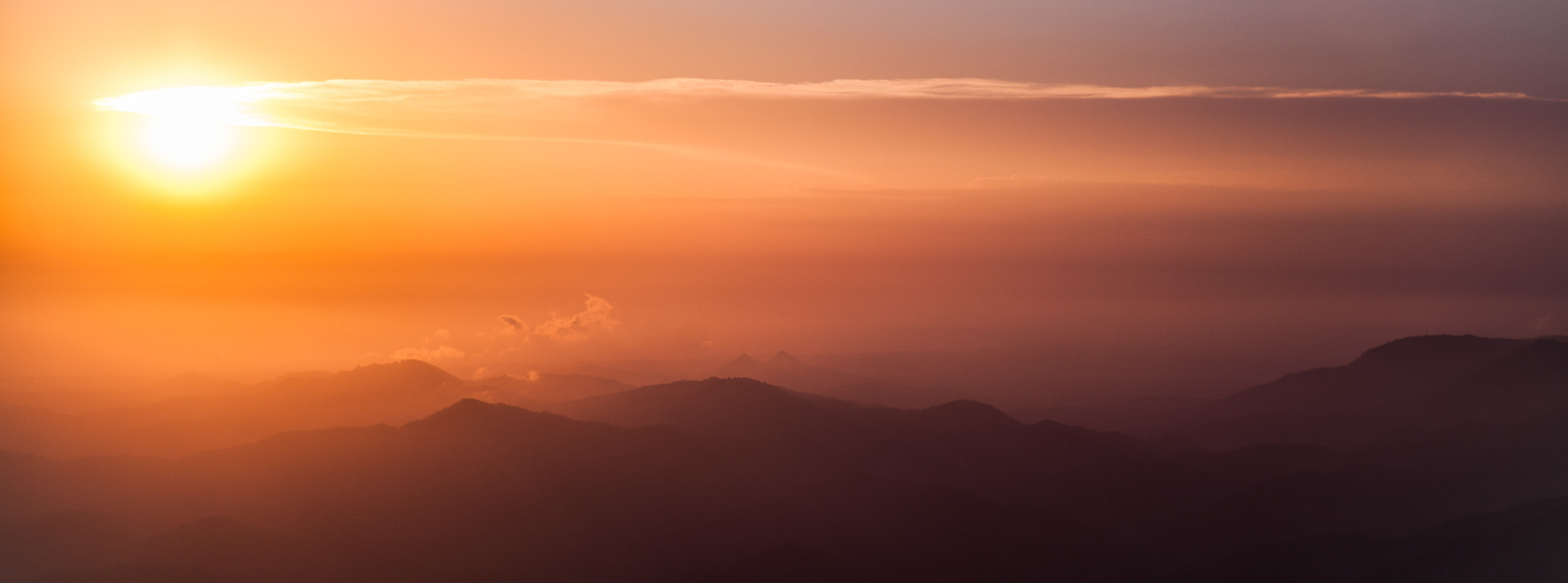 Photograph Sunrise at Mount Warning by Grant Kennedy on 500px