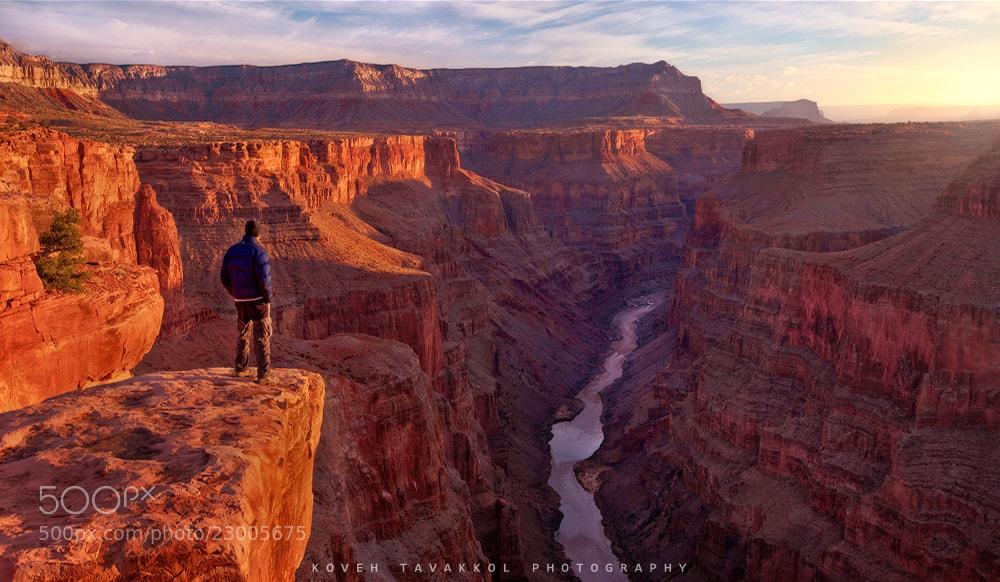 Photograph The Edge by Koveh Tavakkol on 500px