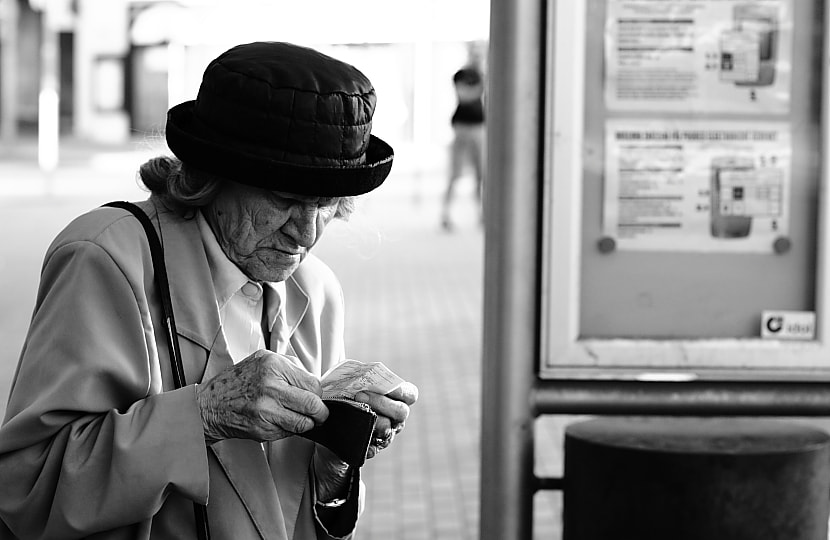 Photograph at the busstation by Johannes Kick on 500px